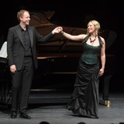Frankfurt Oper with Carolyn Sampson